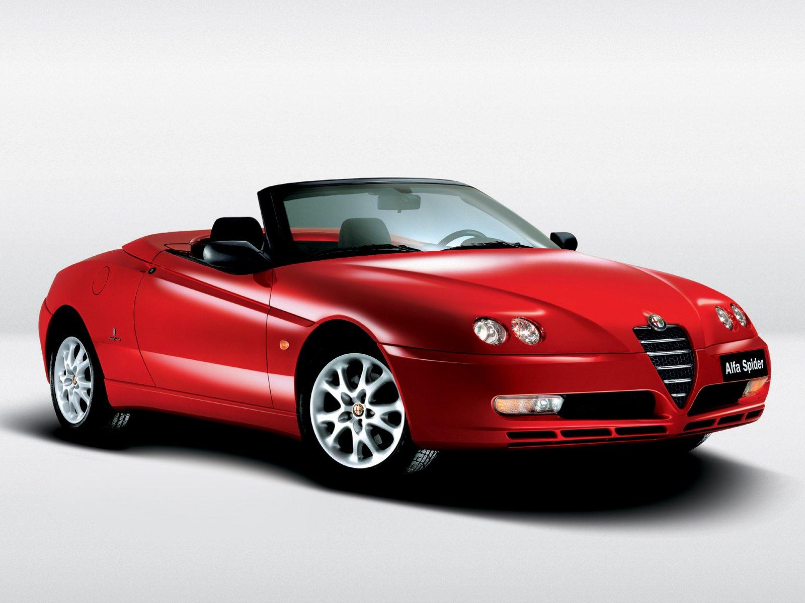 Fondos Gratis Fondos Autos Alfa Romeo Spyder