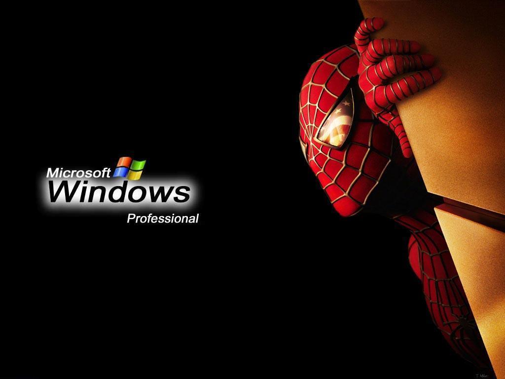 Inicio Fondos Dibujos Spiderman Xp