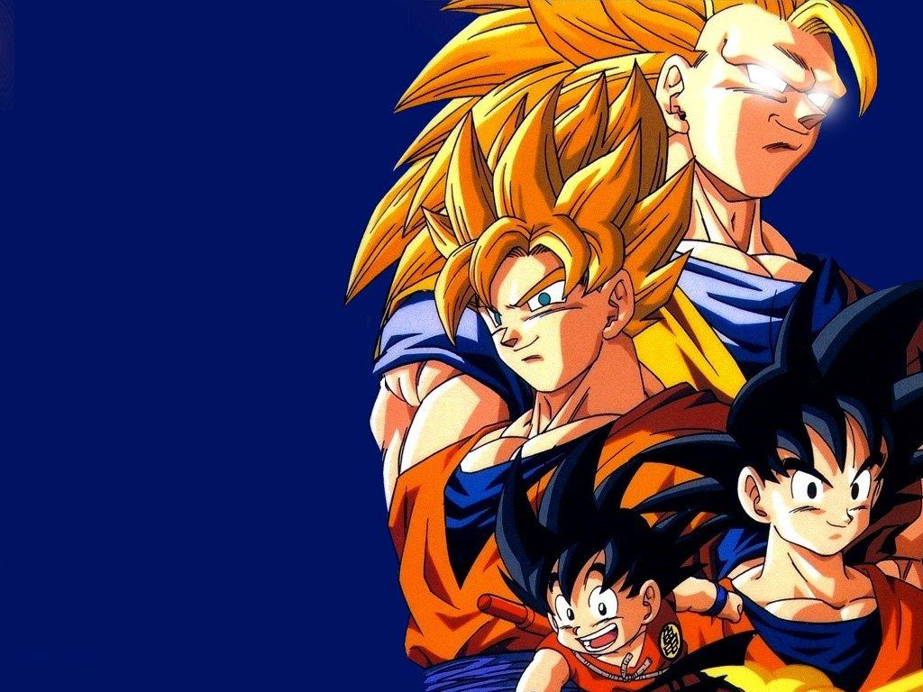 Fondos Gratis - Fondos Dibujos - Dragon Ball Z