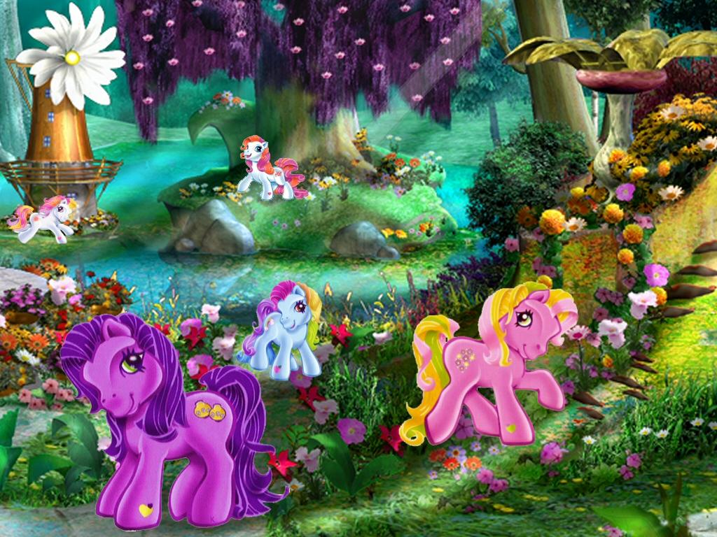 Inicio Fondos Dibujos Mi Pequeno Pony