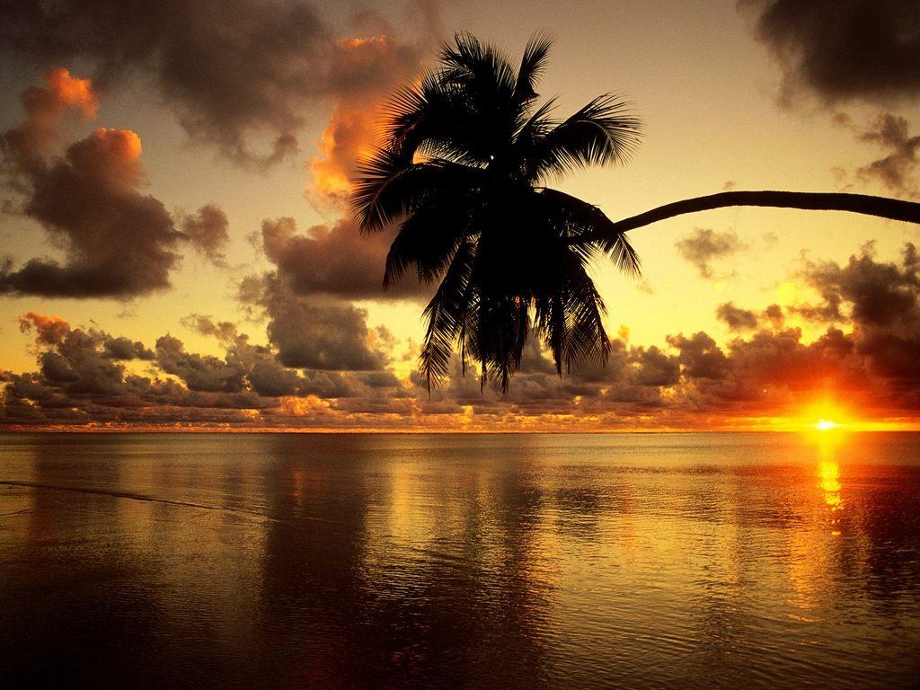 Laguna Aitutaki Surga Yang Tersembunyi Di Cook Island