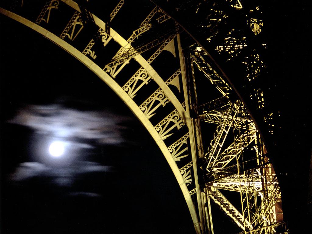 Fondos Gratis Fondos Paisajes Torre Eiffel Noche