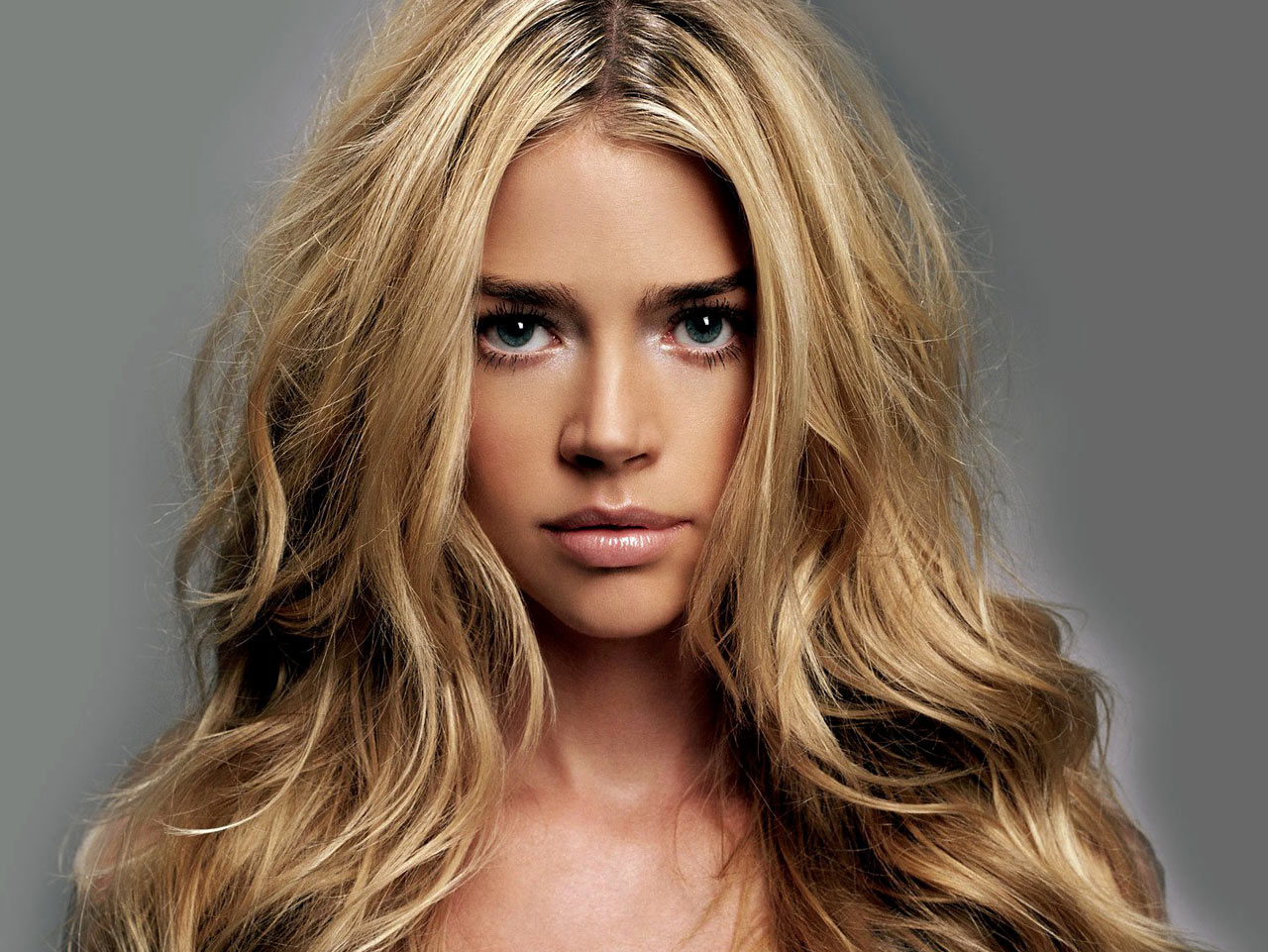 La mujer con la cara más bella del mundo..... matemáticamente